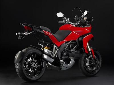 2011 Ducati Multistrada 1200 - North American Specifications