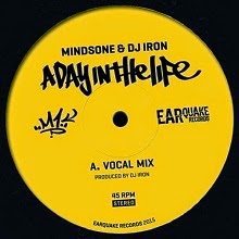 MindsOne x DJ Iron - A Day In The Life (Single)