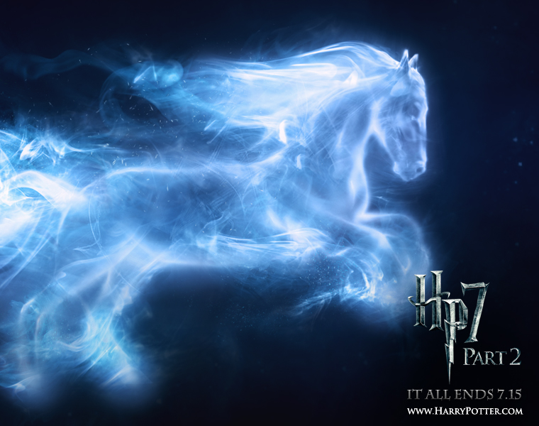 Horses Search Horse Patronus Allisonpotter Harrypotter Art Ginny Weasley S Harry Potter