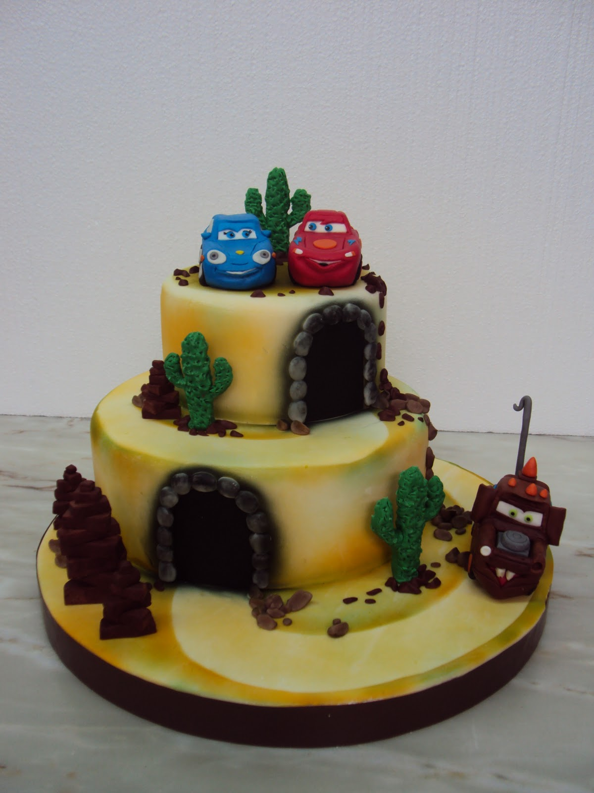 The cake Cars: 1? Edicao da revista Cake Design Portugal