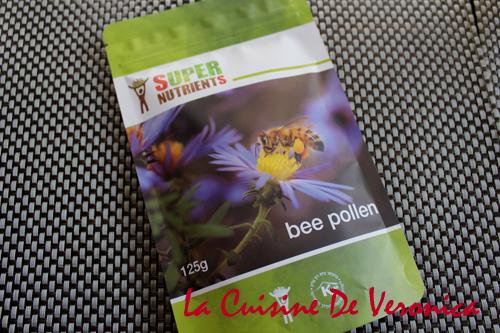 原粒蜂花粉