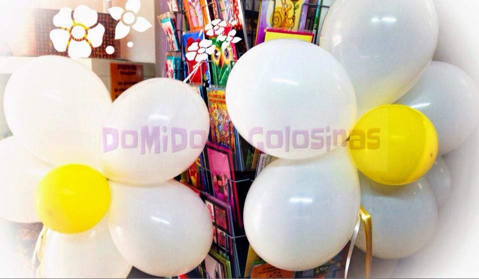 reyes nos encarg un montn de globos para decorar su fiesta ibicenca