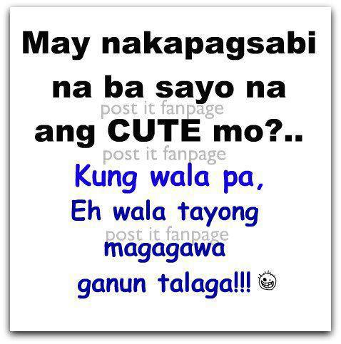 Love Quotes Tagalog Funny Tagalog : Funny Banat Picture Quotes Pinoy Trend ? Where Philippine Trend ...