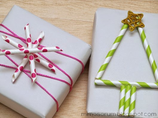 Ideas para sorprender con el envoltorio de tus regalos for Decorar regalos