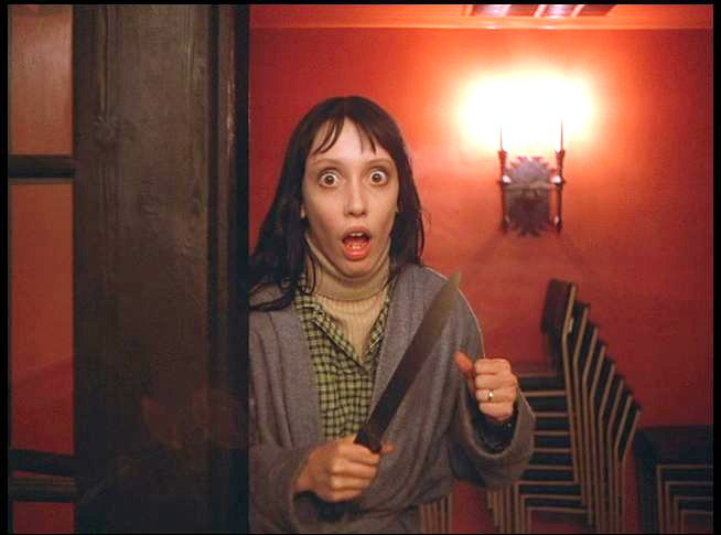 The Casting Of Actress Shelley Duvall In Role Wendy Torrance Rates High On List Controversial Kubrick Choices Even Her Co Star Weighed