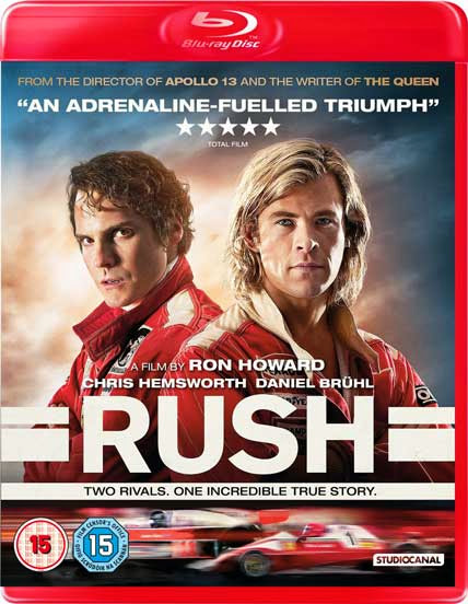 Rush 2013 720p BluRay 850mb YIFY