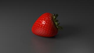 Render fresa en blender 3d
