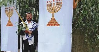 ✡ Rabin David Nagy 🔴 Despre Sukot / Colibe