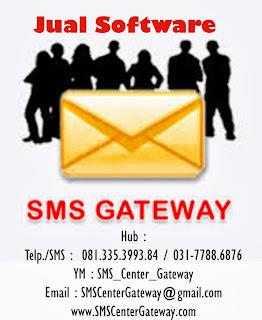 SMS Gateway adalah