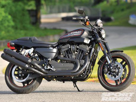 Harley Davidson XR1200X Latest models 2012_MyClipta