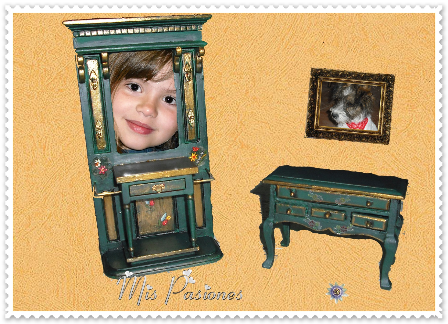 Las miniaturas de palmira muebles for Casa muebles palmira