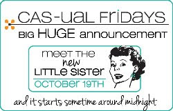 CAS-UAL FRIDAYS