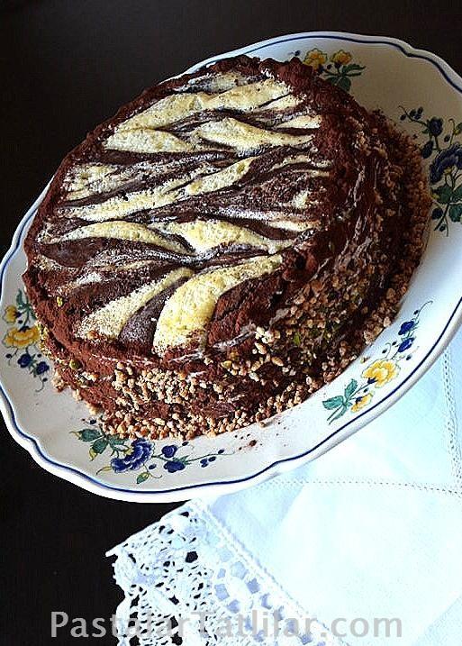 Pin Yaş Pasta Tarifleri Pratik Tarifi Muzlu Cake on Pinterest