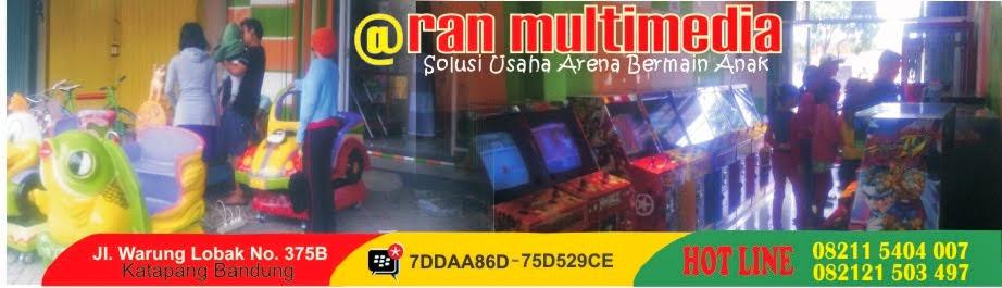 Jual Mesin Video Games Ding Dong    Alat Arena Bermain Anak    Aran Multimedia