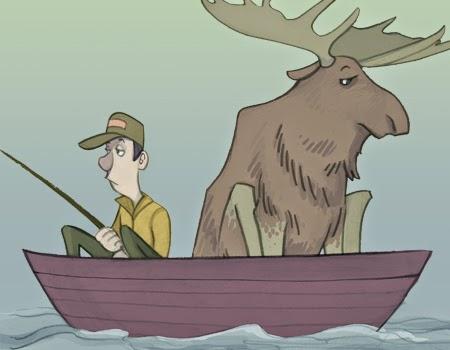 Histoires de pêche, pêche au Québec, Daniel Lefaivre,pêche truite, pêche brochet