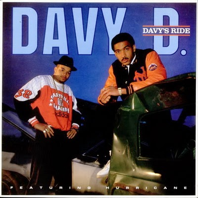Davy D – Davy's Ride (1987) Flac