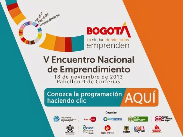 V Encuentro Nacional del Emprendimiento
