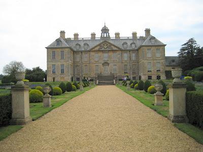 Rear view of Belton House © regencyhistory.net
