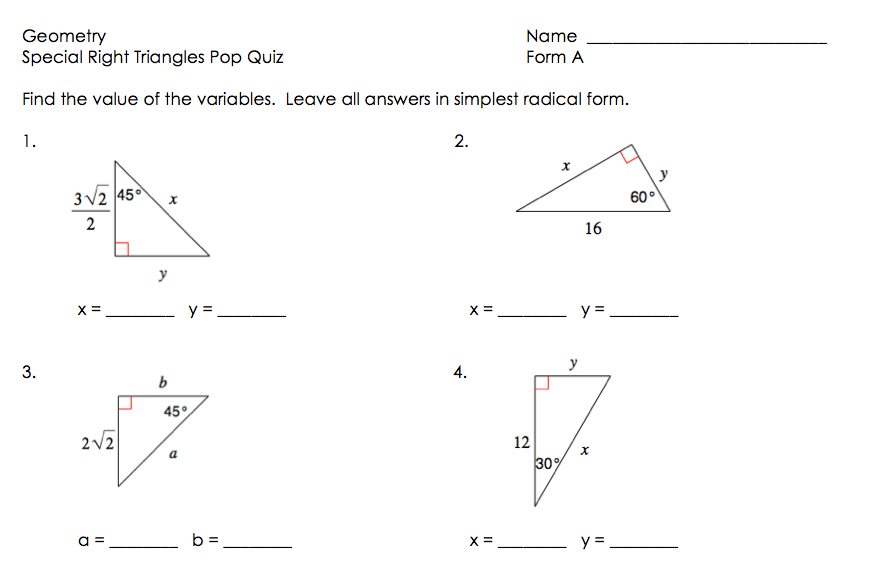 trigonometric ratios worksheets trigonometric ratios worksheets ...