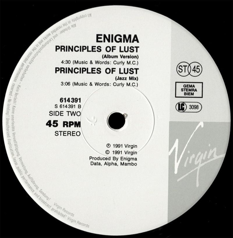 My principles of lust 8