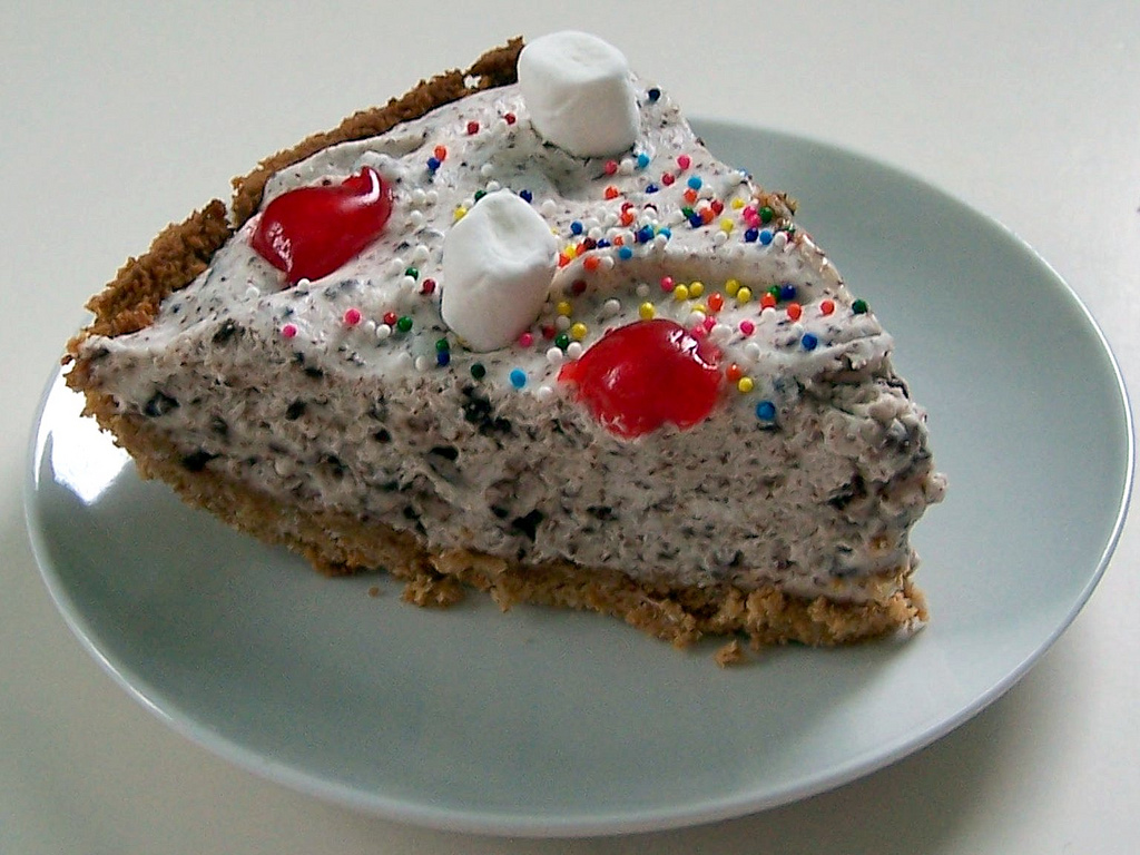 how to make a marshmallow pie