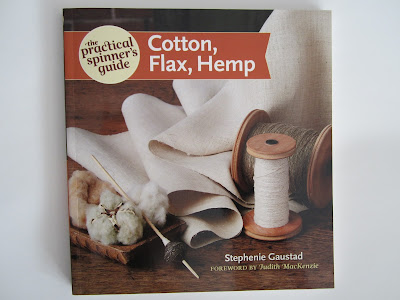 http://www.interweavestore.com/the-practical-spinners-guide-cotton-flax-hemp-book