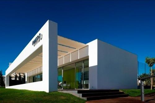 Arquitectura minimalista - Fachadas arquitectura ...