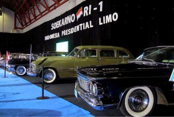 Mobil Presiden Soekarno