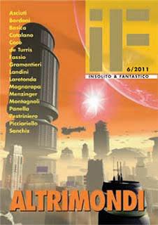 Altrimondi. IF – Insolito e Fantastico #6, 2011, copertina