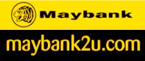 Payment Via Maybank