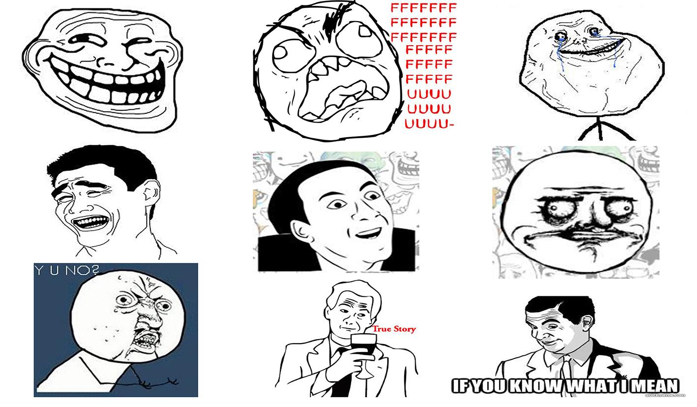 Funnyjunk Meme Comics : Karakter meme comic yes we are
