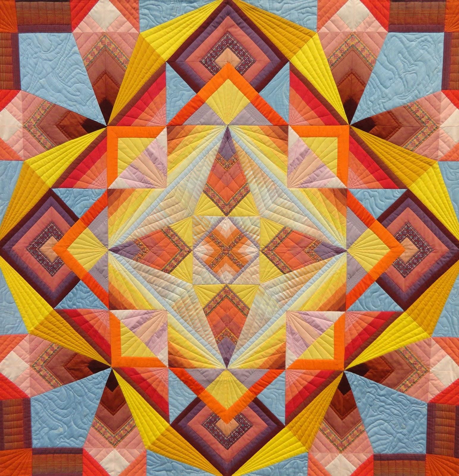 Libertylle sainte marie aux mines ou le berceau du patchwork - Salon du patchwork sainte marie aux mines ...