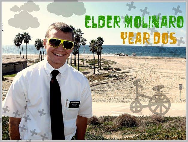 Elder Justin Molinaro