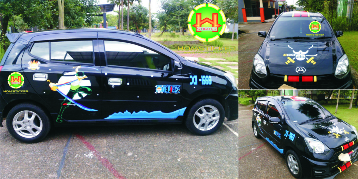 Sticker Mobil