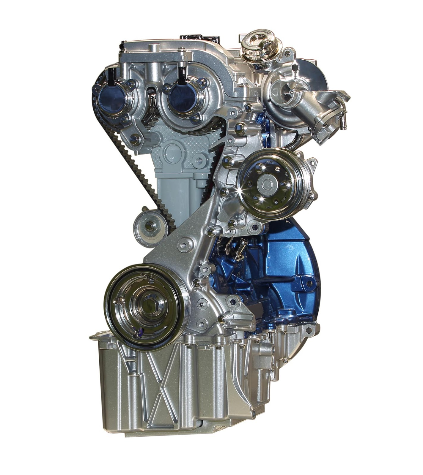 Ford 2 3 Engine Review: 2014 Ford Fiesta To Be Powered By 123-HP 1.0L EcoBoost I-3