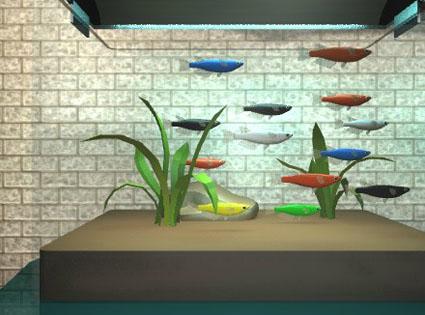 Aquarium Escape