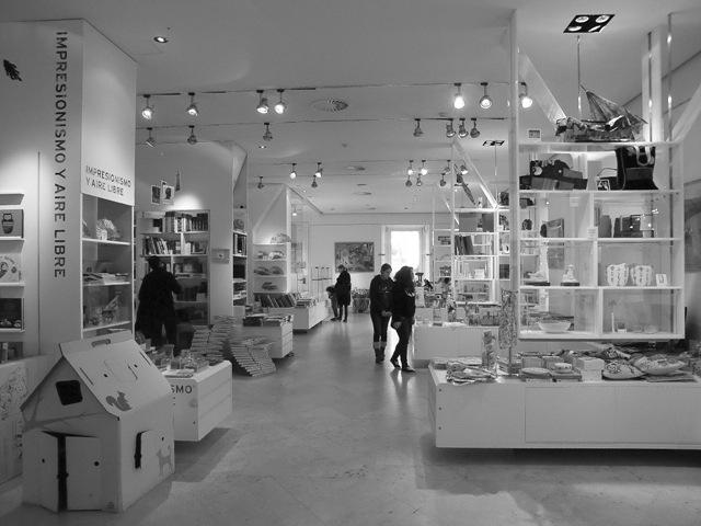 librería museo thyssen gt fashion diary