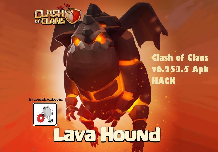 Clash of Clans v6.253.5 Apk HACK