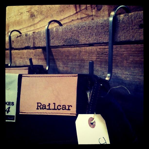 Railcar Fine Goods