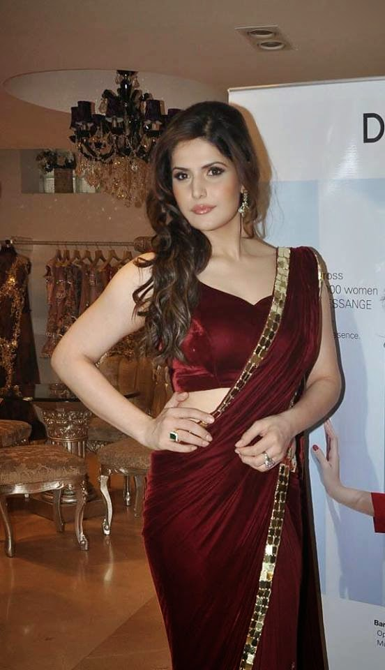 Zarine Khan Hottest Bollywood Actress Having Big Boobs