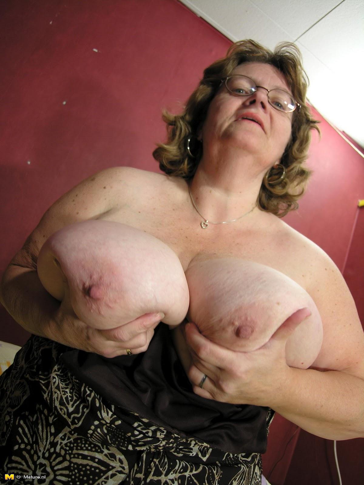 fat granny: