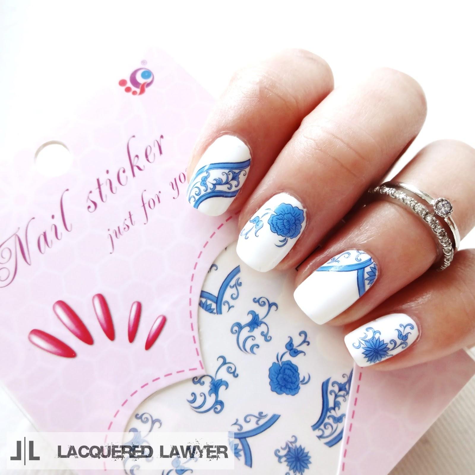 Fine China Nails