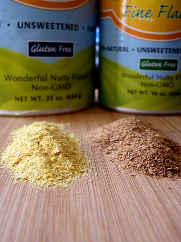 """Nutritional Yeast and Brewers Yeast. """""""