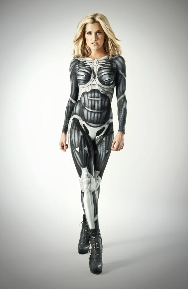 Best Body Painting: Swimsuit Full Body Paint