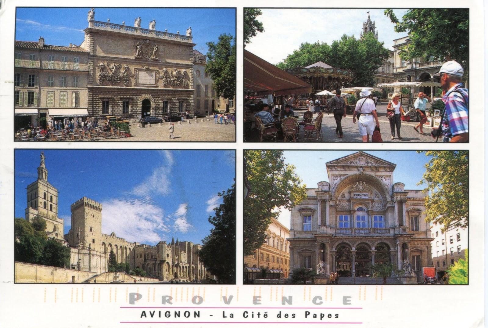 Pošalji mi razglednicu, neću SMS, po azbuci - Page 6 Avignon