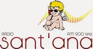 Rádio Sant'Ana AM 900 de Ponta Grossa PR