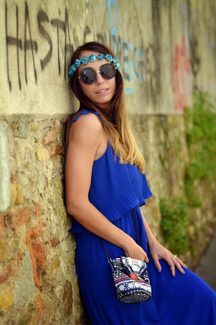 boho outfit fashion blogger