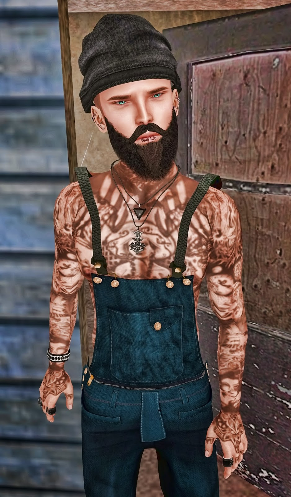 Fashion Stylez Of Secondlife: RyanTailor`s #221 - Undercover ...