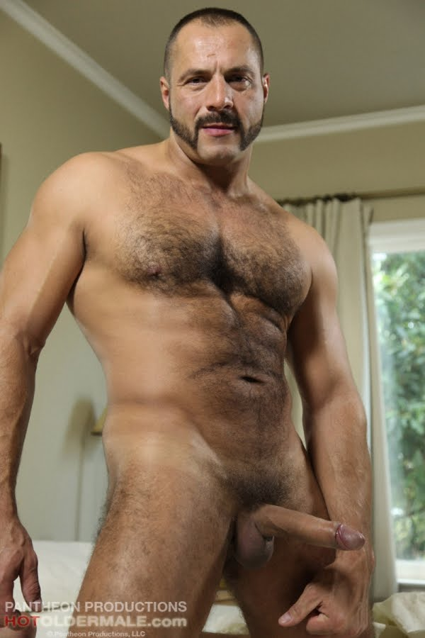 Daddies gay hairy son