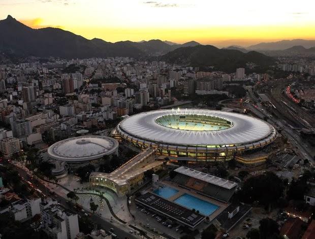 Rio turismo Estádio de Futebol Maracanã